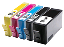 ink and toner supplies picture